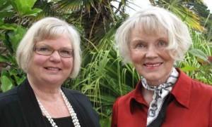 Dr. Allison Lamont & Gillian Eadie