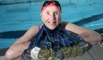 Kath Johnstone, 94: Health Hero.