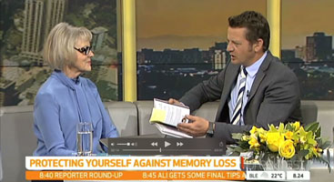 Interview on TVNZ Breakfast Show with Rawdon Christie