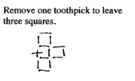 Answer 3 squares
